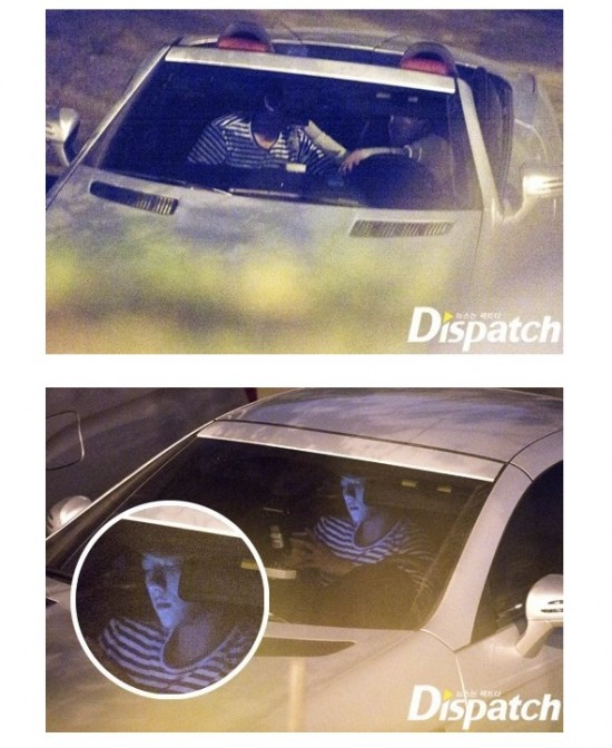 Baekhyun and taeyeon dating photos